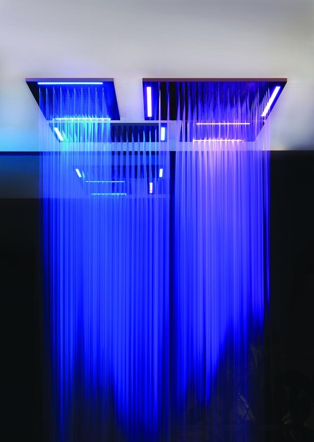 Gessi multisensory shower system