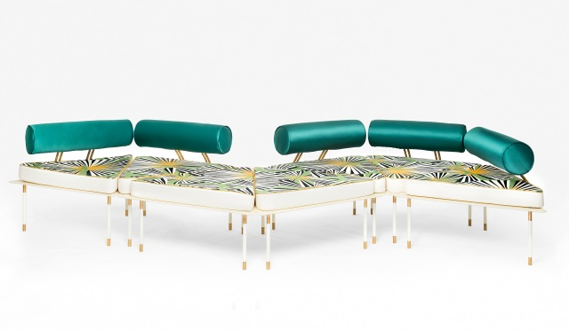 Aquiloni modular sofa
