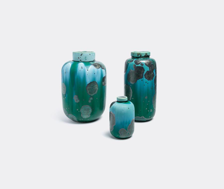 Crystalline Vases