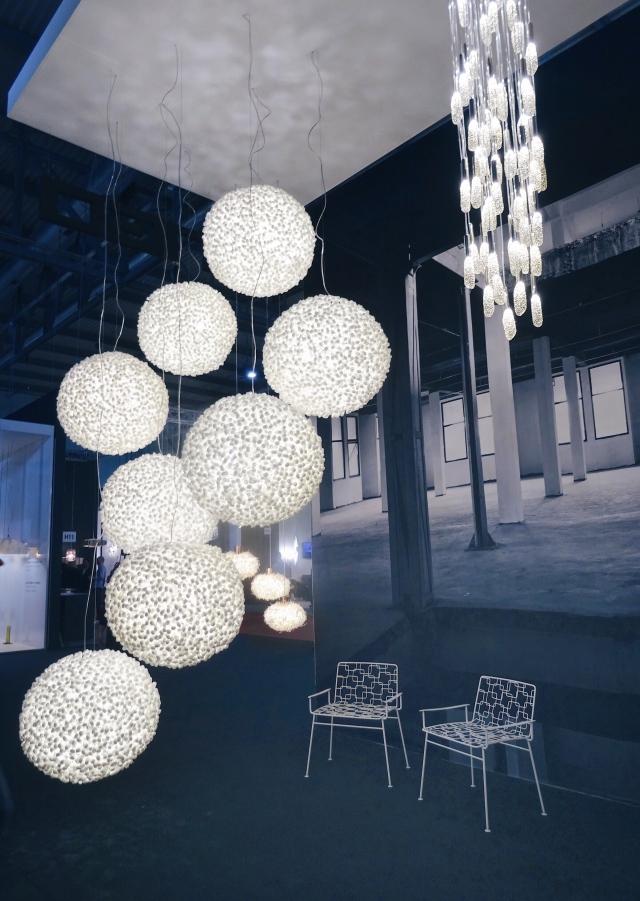 Ango Evolutionary Ceiling Light