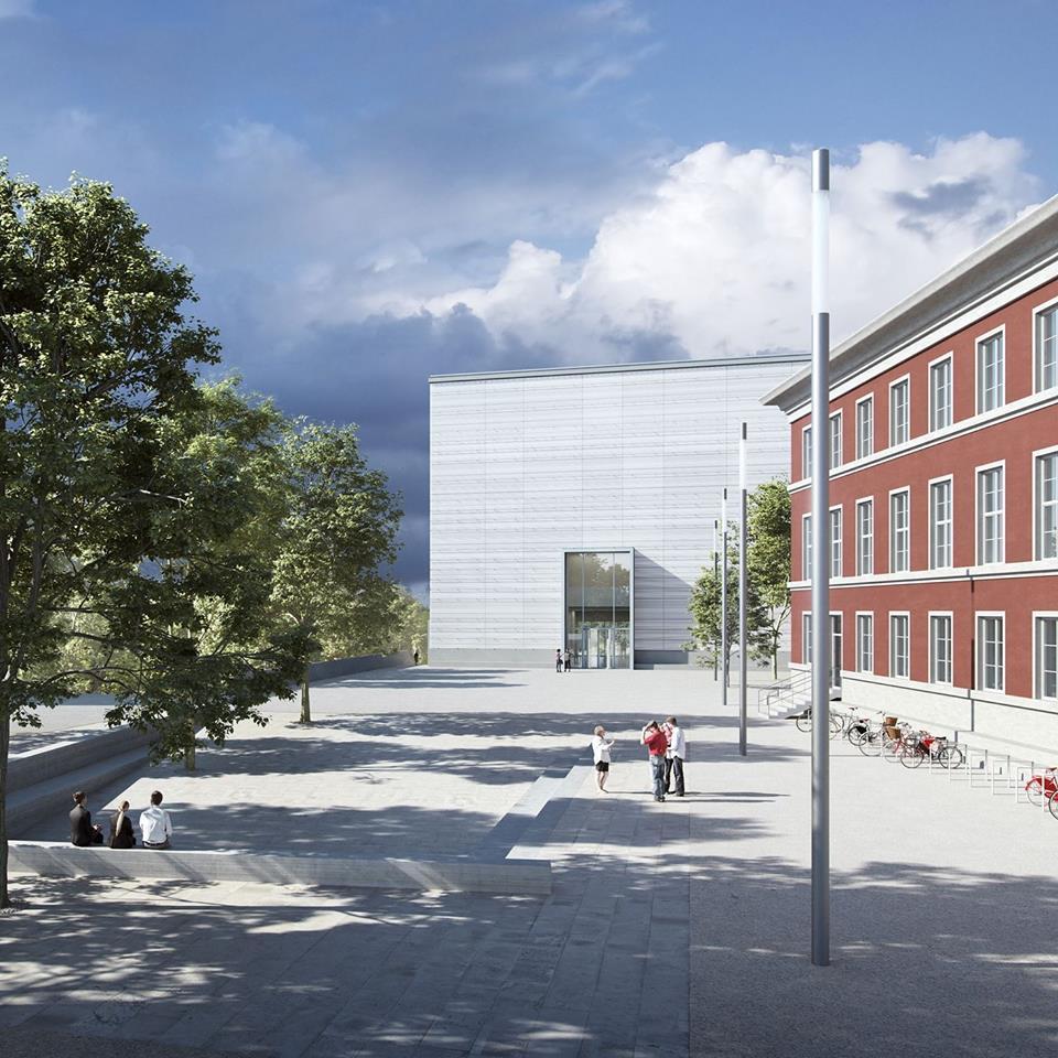 new bauhaus museum weimar