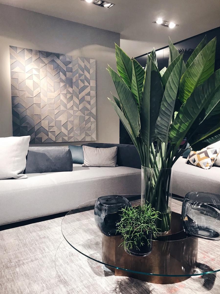 Flou Softbench modular sofa