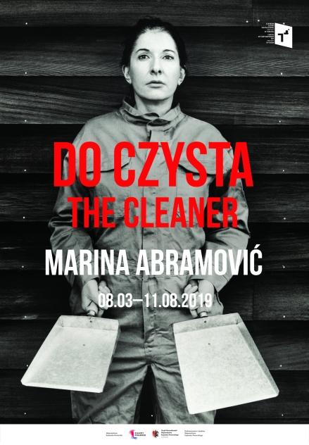marina abramović the cleaner CSW Toruń