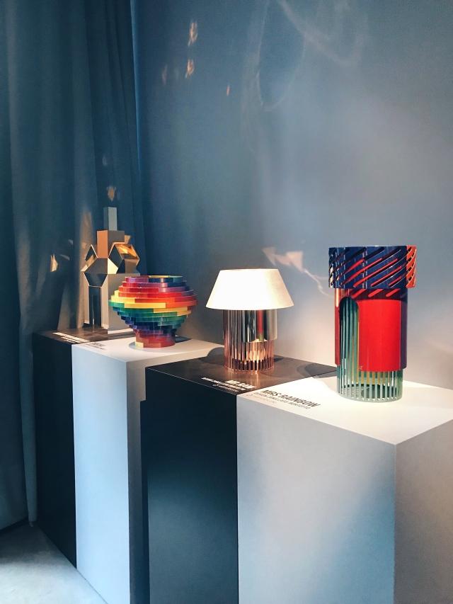 Altreforme Raw&Rainbow collection