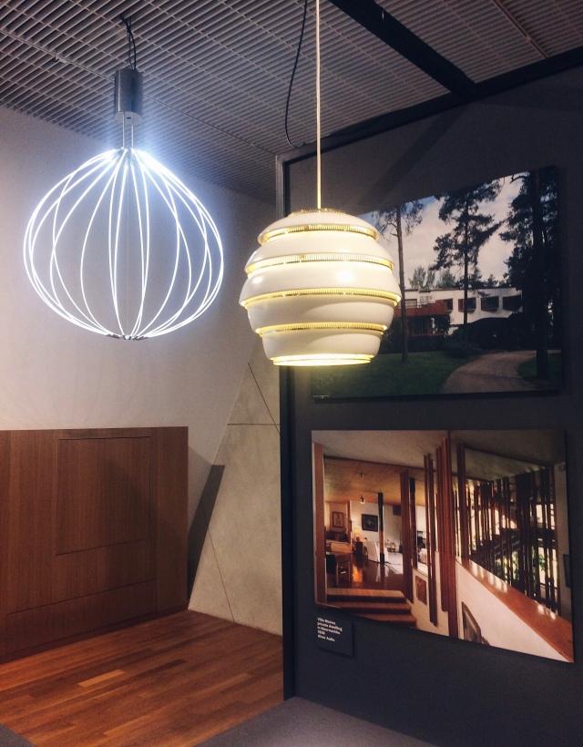 Alvar Aalto A331 Beehive lamp Artek