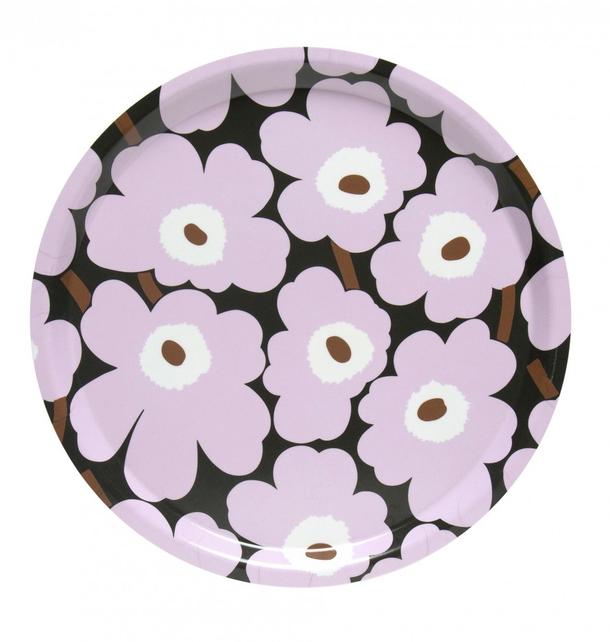 Marimekko Mini Unikko plywood tray
