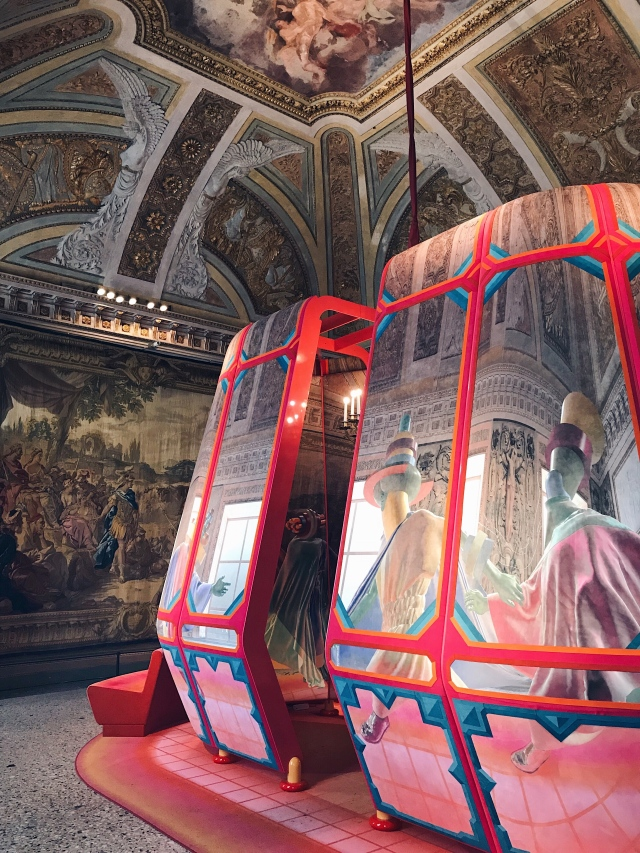 De/Coding Alcantara in the Tapestry Rooms Milan Design Week 2019 Space Popular