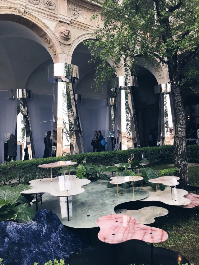 Interni Human Spaces Krosno Glass Vivian Coser Milan Design Week 2019