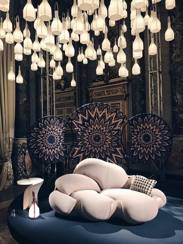 Louis Vuitton Objets Nomades 2019 Milan Design Weel Palazzo Serbelloni