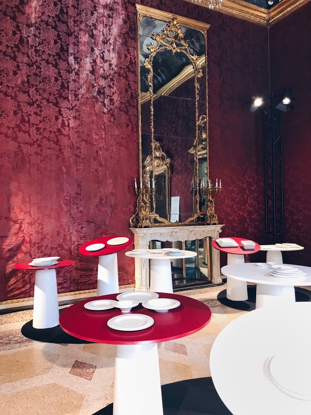 Theater of Food Palazzo Litta Defne Kez Fuorisalone 2019