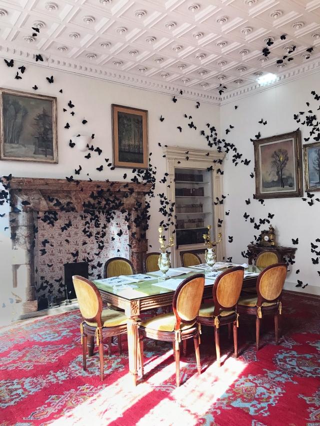 Carlos Amorales Fondazione Pini Milan