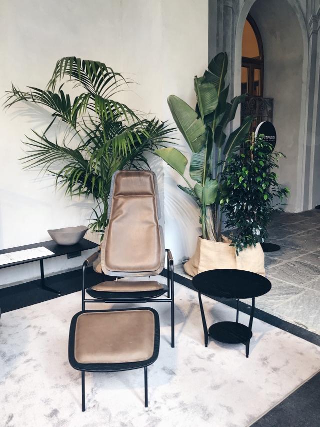 Extendo Viking Chair The Secret Place of Design Brera