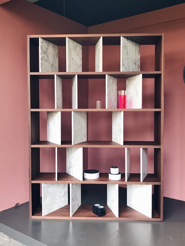 Moscova bookshelf Exto Andrea Morgante
