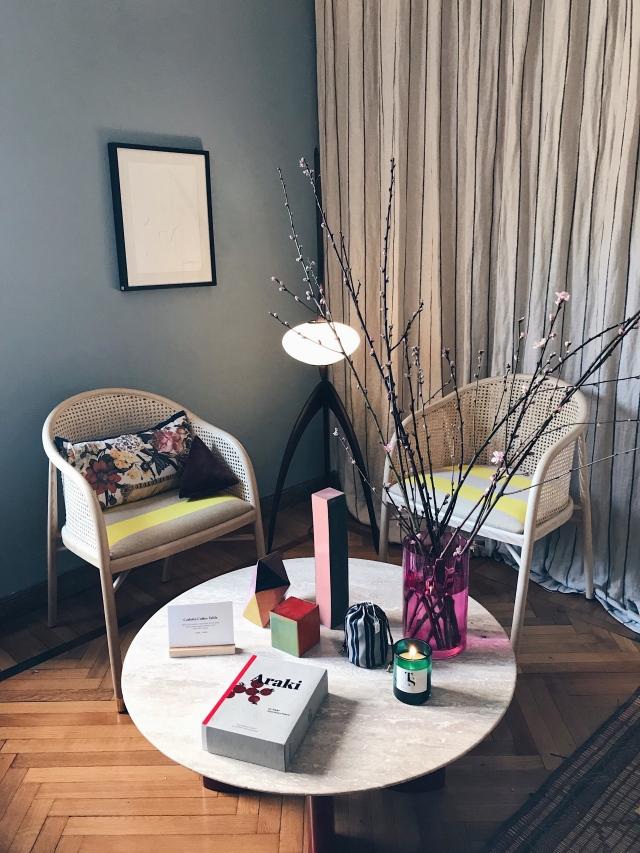 The Socialite Family Cavallo chair Brera Design District 2019