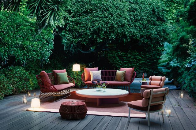 Kettal Cala collection by Doshi Levien studio