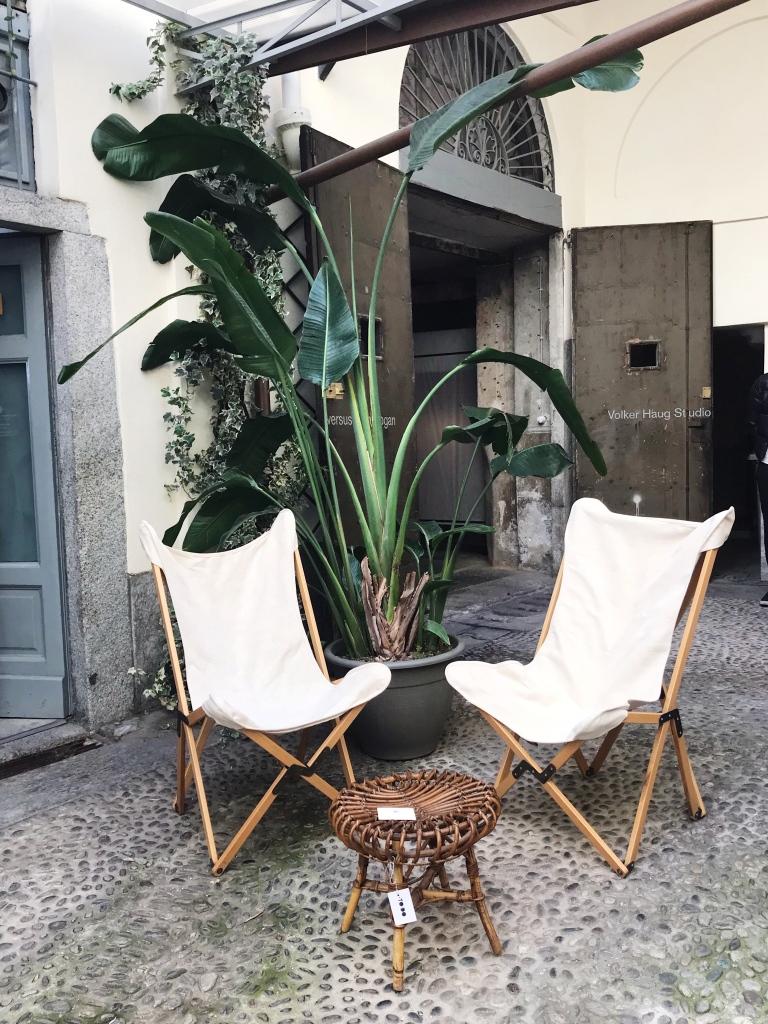 Tripolina chairs by Eligo