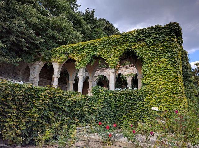 10 most beautiful gardens in Europe Balchik gardens