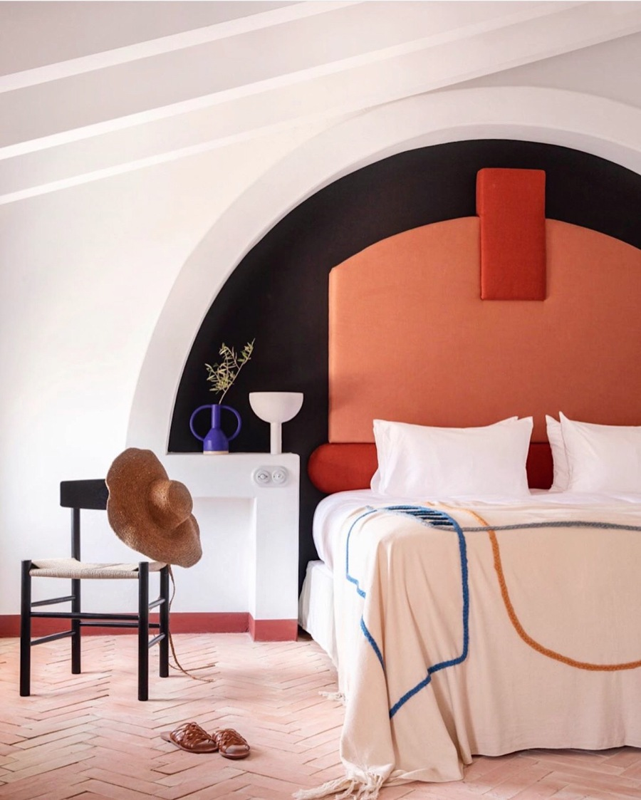 Mediterranean interiors: Menorca Experimental hotel