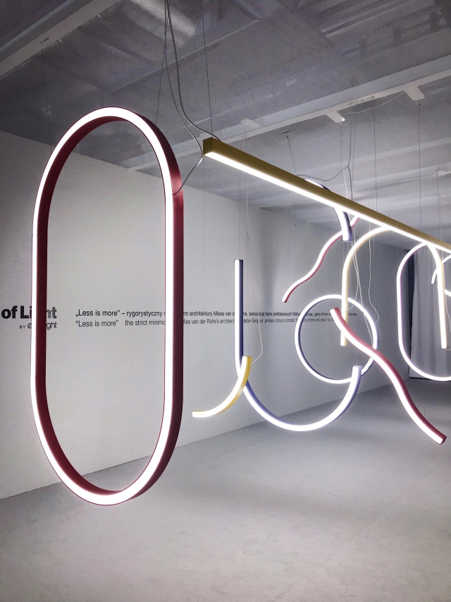 Culture of Light by Euro-Light Warsaw Home 2019