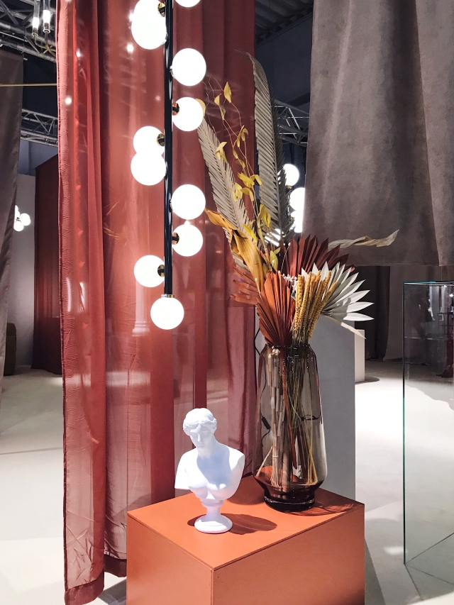 Pallero light and object Warsaw Home 2019